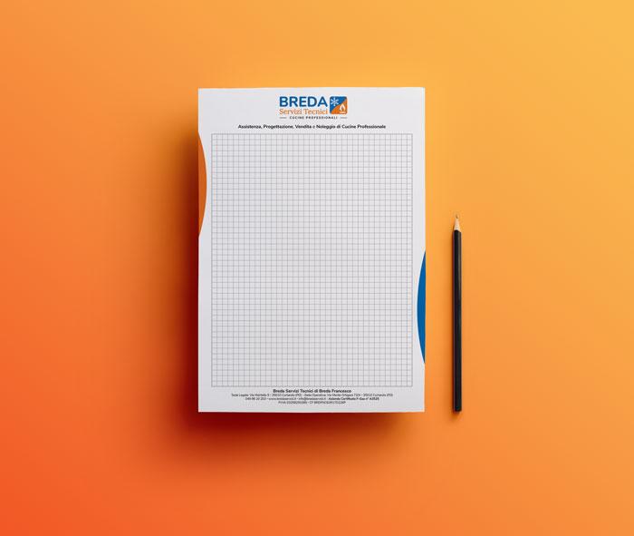 Block notes realizzazione grafica e stampa