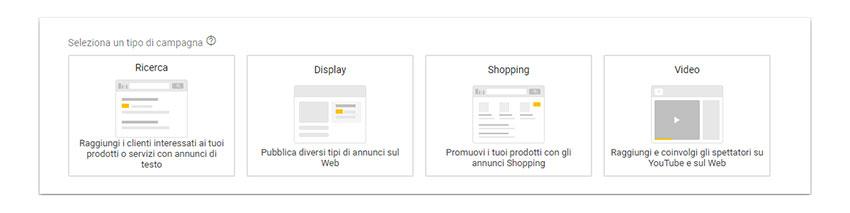 campagne google ads