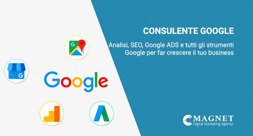 Consulente Google
