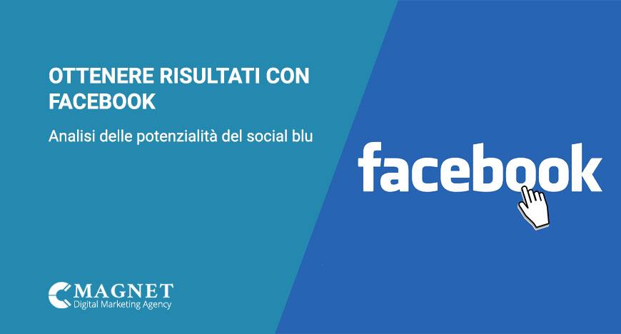 ottenere risultati da Facebook Ads