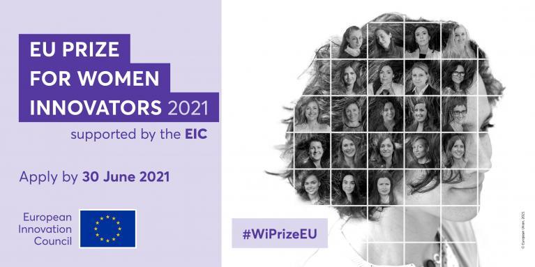 premio europeo 2021 per le donne innovatrici