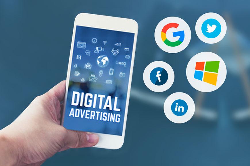 pubblicità su Google e social